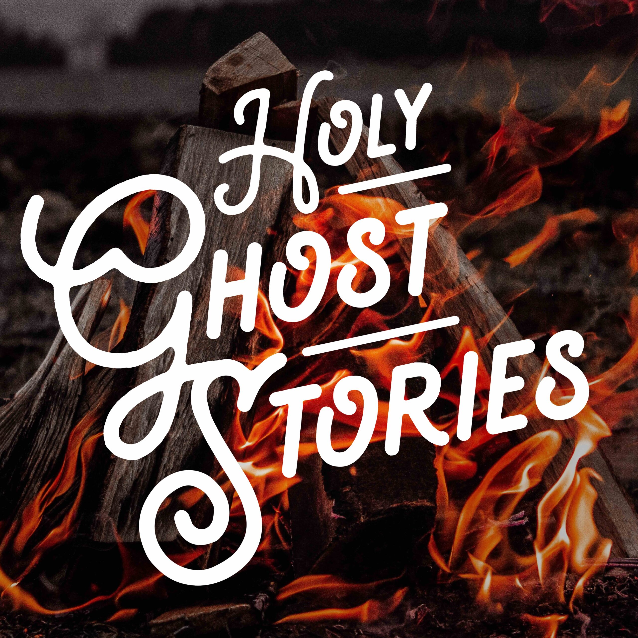 Holy Ghost Stories Podcast logo