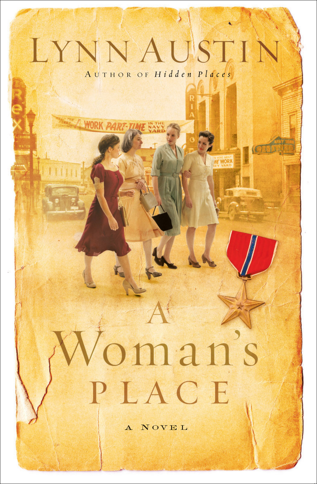 Book cover for A Woman's Place